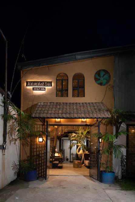 Hamanda Hotel at Souq