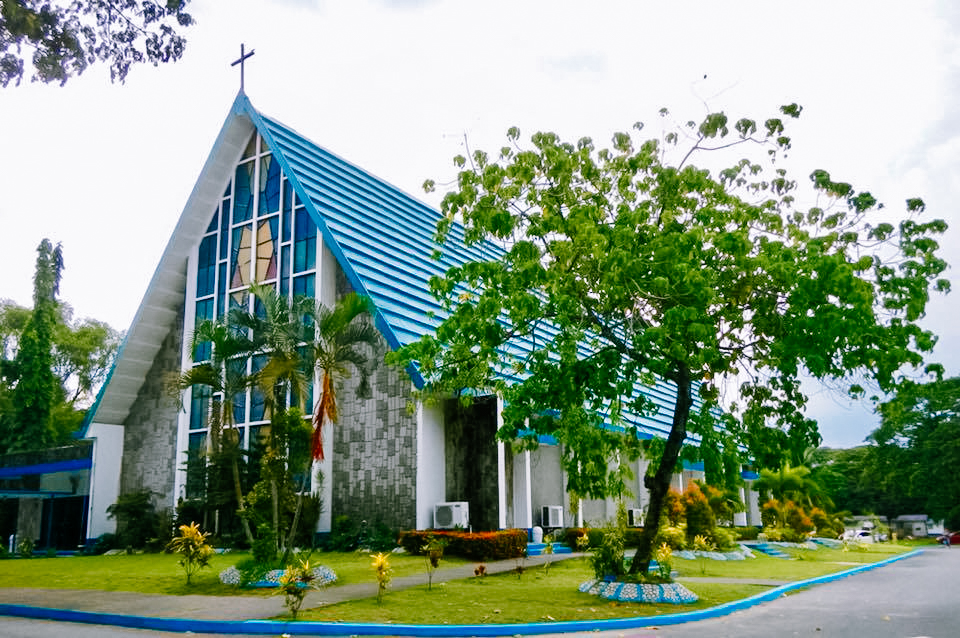 Our Lady of Remedies Chapel 1, Clark
