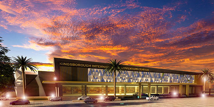 Kingsborough International Convention Center