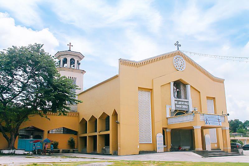 Our Lady of Grace Parish, Mabalacat City