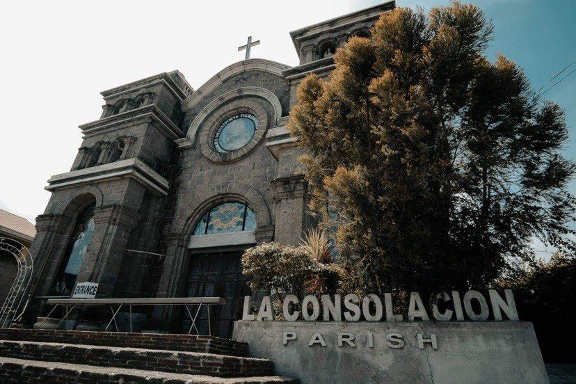 La Consolacion Parish Church