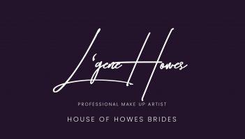 House of Howes Brides by Lourdgene Howes Logo