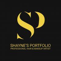 Shayne's Portfolio - Professional Hair and Makeup Artist Logo