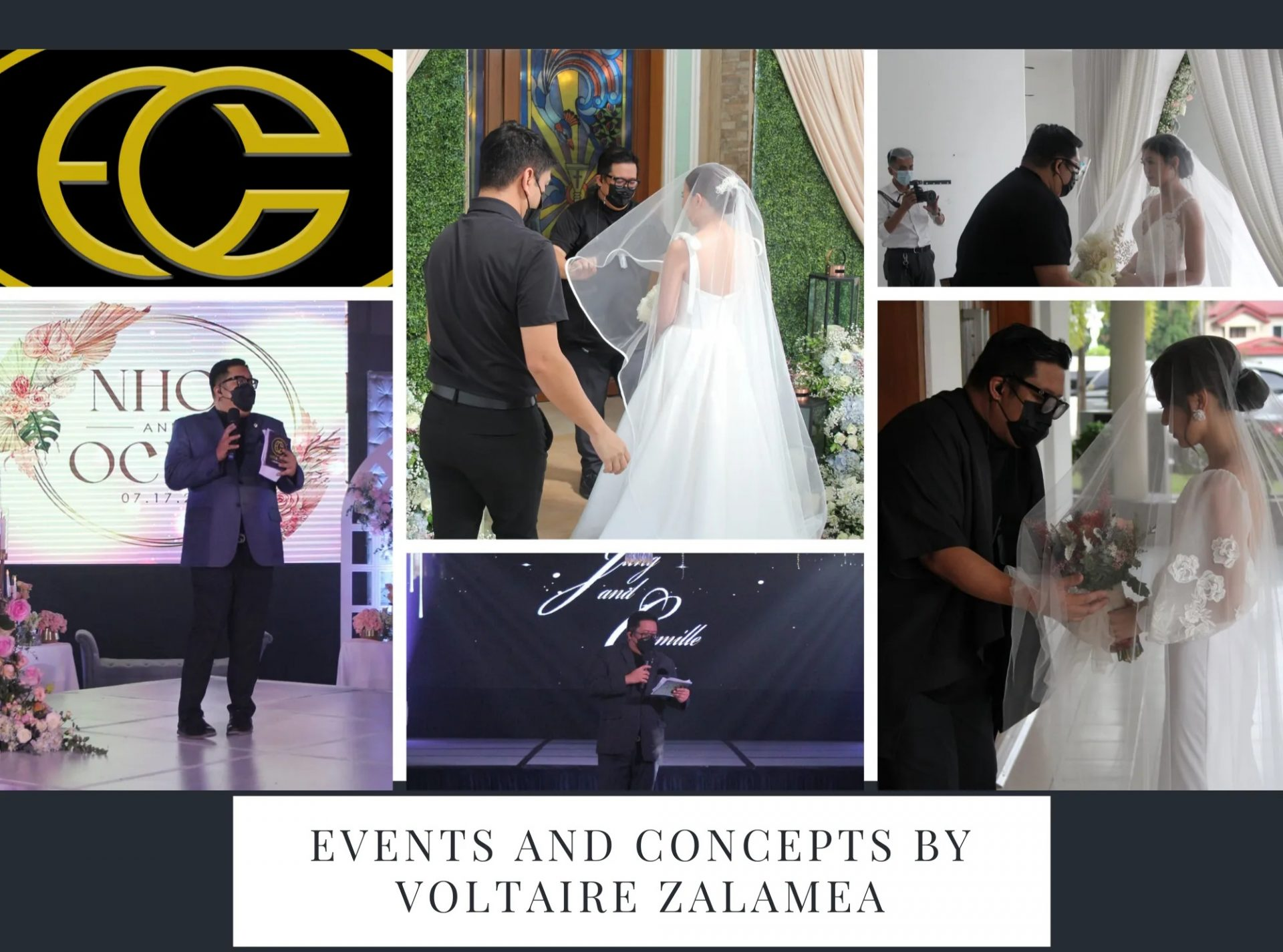Events and Concepts by Voltaire Zalamea